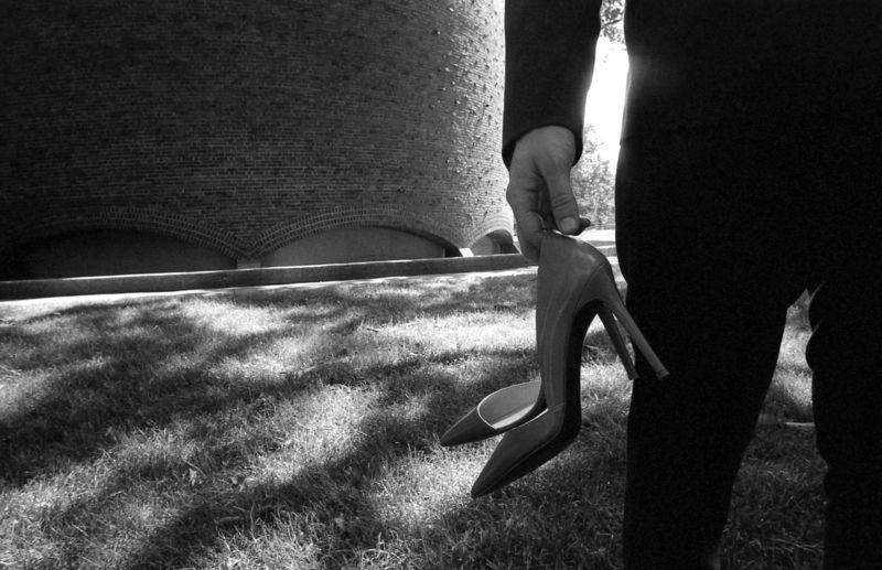 04 post-ceremony - 04 backlit shoes
