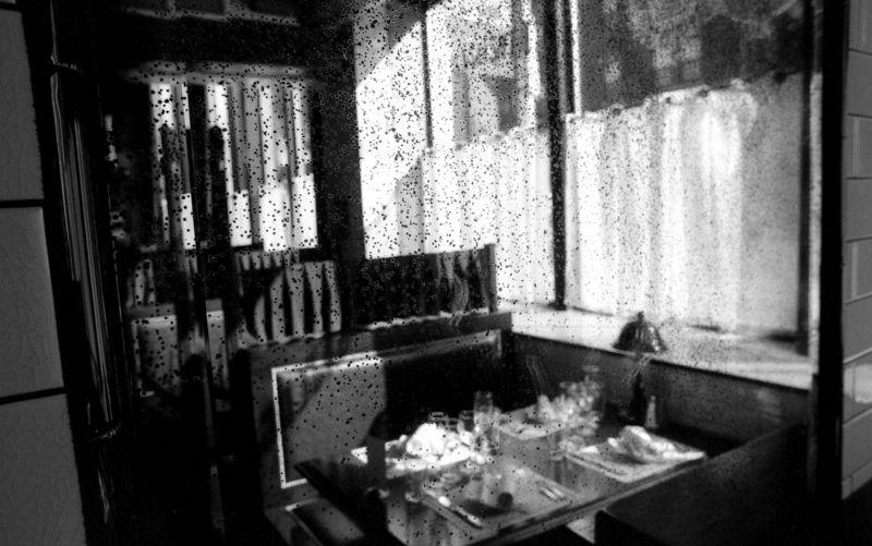 05 reception - 04 speckled mirror