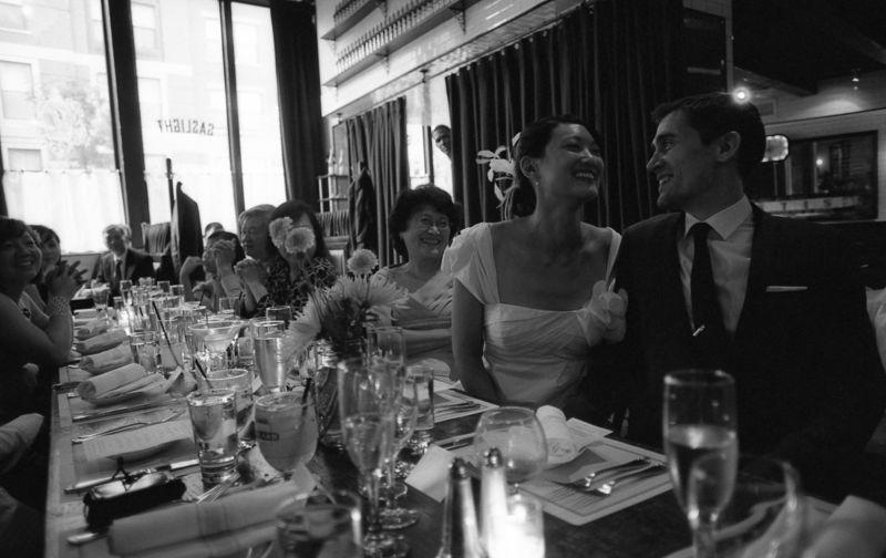 05 reception - 14 blushing bride